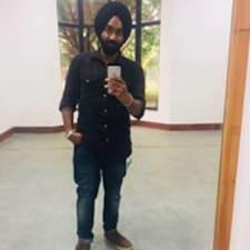 Hardipinder felhasználói profilja