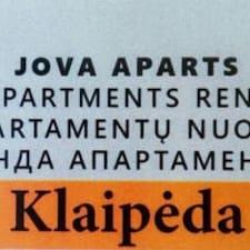 JoVa User Profile