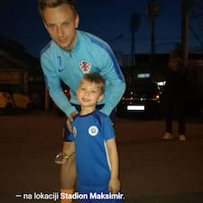 Profil Pengguna Tomislav