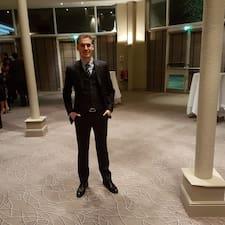 Profil Pengguna Matthieu