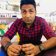 Henkilön Rahul käyttäjäprofiili