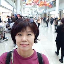 경희(Kyounghee) User Profile