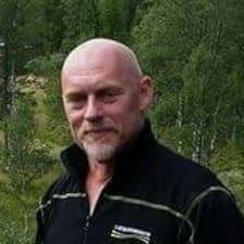 Per-Olof felhasználói profilja