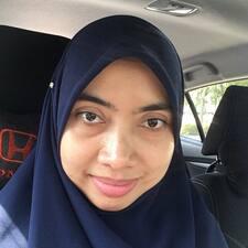 Profil utilisateur de Wan  Suraya