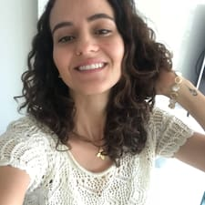 Profilo utente di Natália