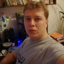 Profil Pengguna Aleksej