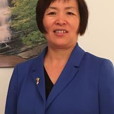 Henkilön Nancy(Guanhong) käyttäjäprofiili
