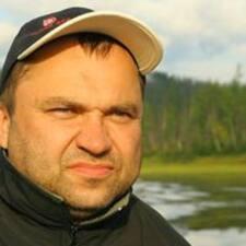 Användarprofil för Сергей