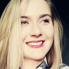 Profil utilisateur de Nastya