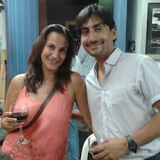 Profil Pengguna Limarie & Pablo