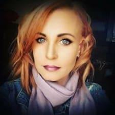 Profil utilisateur de Kristy