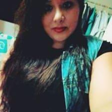 Claudia Alejandra felhasználói profilja