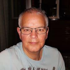 Arjo felhasználói profilja