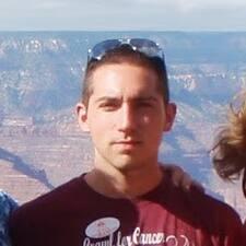 Pete felhasználói profilja