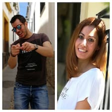 Nutzerprofil von Panos & Evelyn