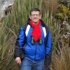 Profil Pengguna Hernando