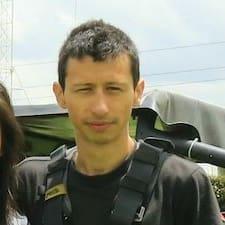 Rubén User Profile