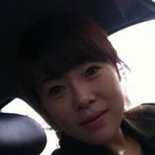 Henkilön 아영 käyttäjäprofiili