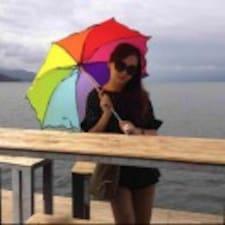 珍珍 felhasználói profilja