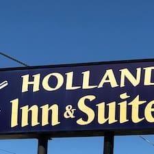 Profil Pengguna Holland Inn