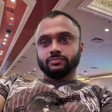 Jayesh - Uživatelský profil