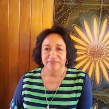 Rosalía felhasználói profilja