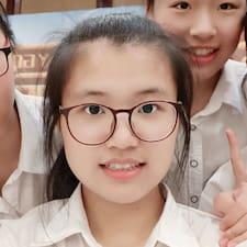 Profil utilisateur de 蕾