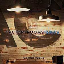 Perfil do utilizador de FactoryRooms
