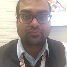 Fahameen felhasználói profilja