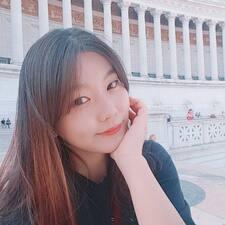 Hana - Uživatelský profil