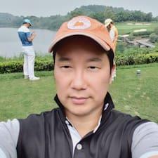 Hyungsik felhasználói profilja