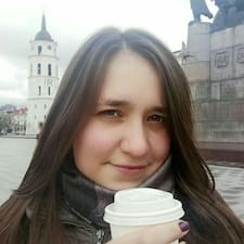 Viktorija User Profile