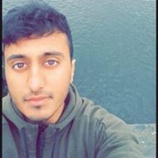 Amrit felhasználói profilja
