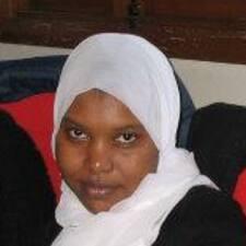 Profil utilisateur de Aisha