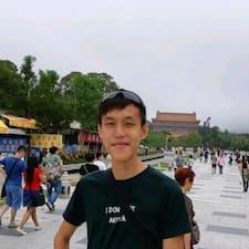 Профиль пользователя Ting Wei