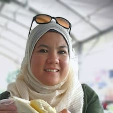 Effar Yusni - Uživatelský profil