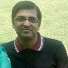Manish felhasználói profilja