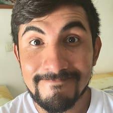 Daniel Armando felhasználói profilja