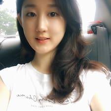 여정 - Uživatelský profil