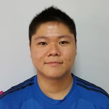Профіль користувача Zheng Xun