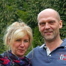 Profil Pengguna Sylvia & Thomas