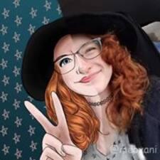 Amanda, lietotāja profils