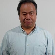 Kiichi felhasználói profilja