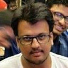 Rishabh Ravi Brukerprofil