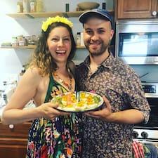 Daniel And Maya Brukerprofil