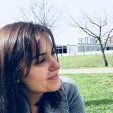 Profilo utente di Sónia