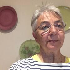 Berta felhasználói profilja