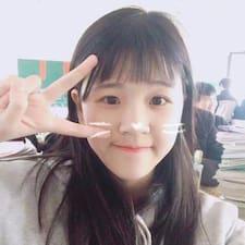 李成婧 felhasználói profilja