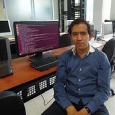 Perfil do utilizador de Hugo Andrés