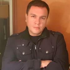 Jorge Gonzalo Brukerprofil